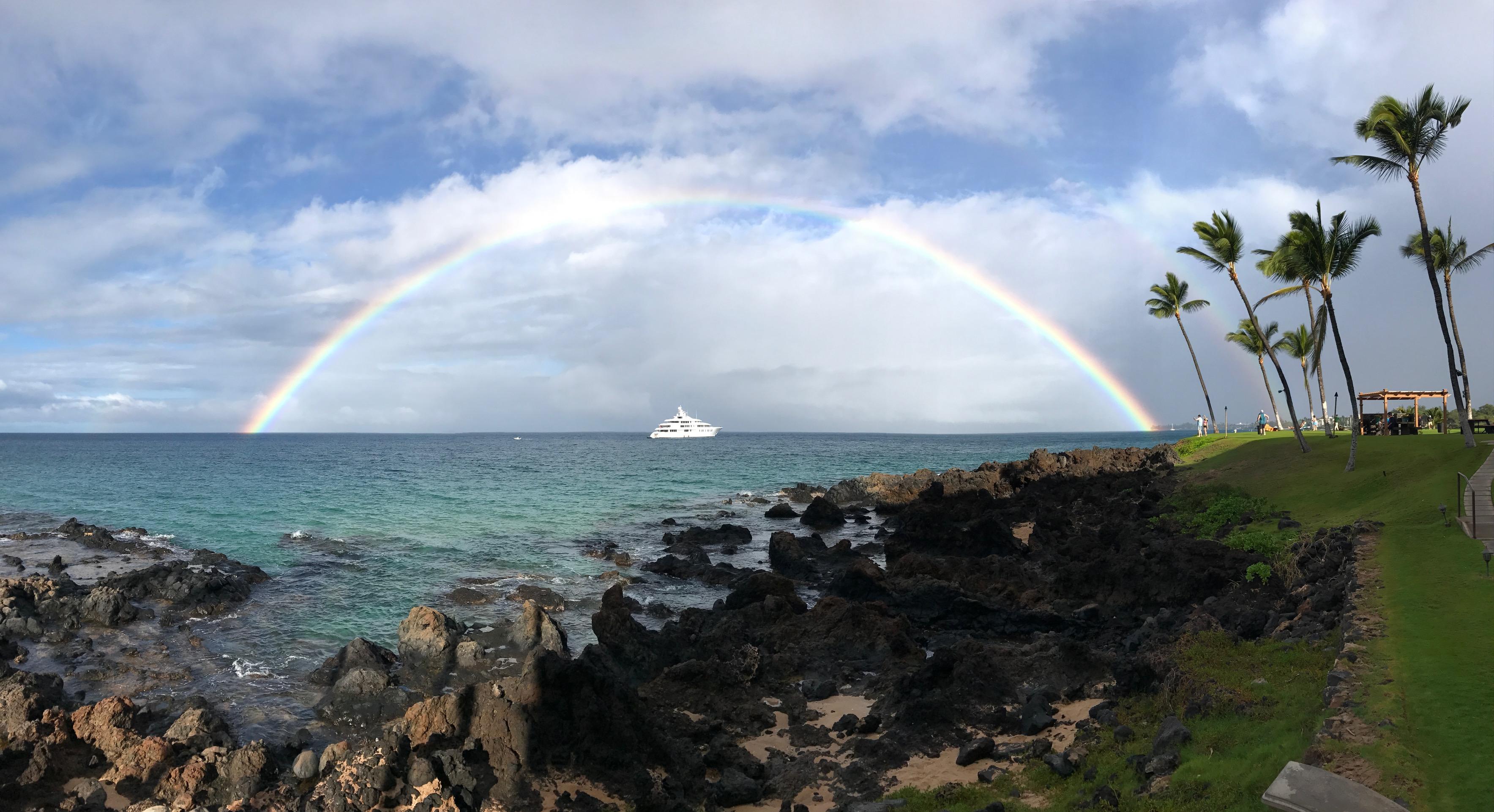 Double Rainbow 2017